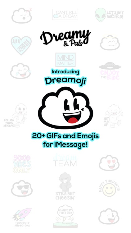 Dreamoji - Animated Stickers screenshot-0