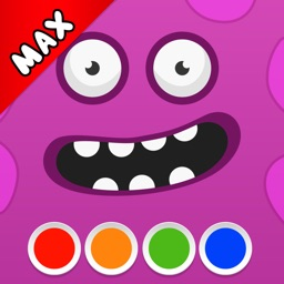 Coloring Your Monsters MAX