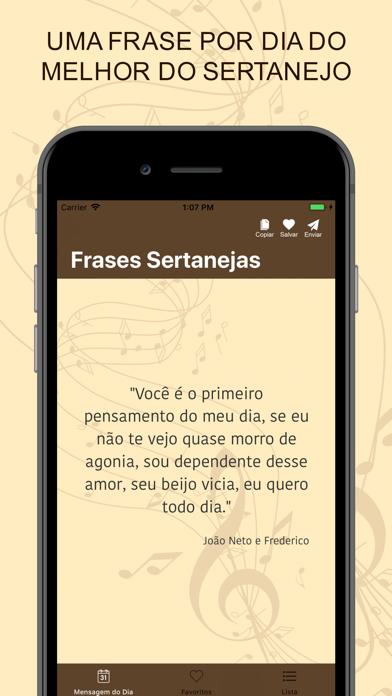 点击获取Frases Sertanejas