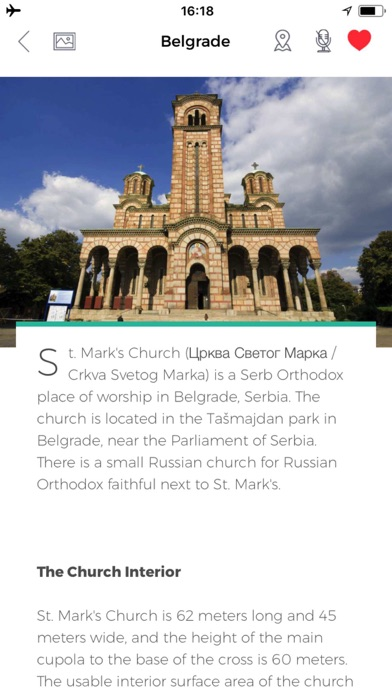 Belgrade Travel Guide Offline screenshot four