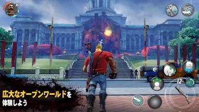 DEAD RIVALS:ゾンビ MMOスクリーンショット4