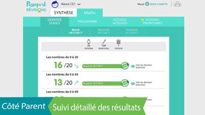 Passeport Révisions screenshot 5