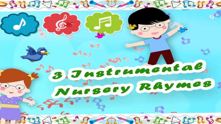 Music Piano-Baby Nursery Rhyme