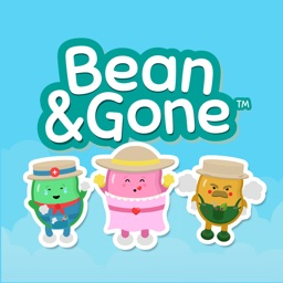 Bean&Gone Sticker Pack