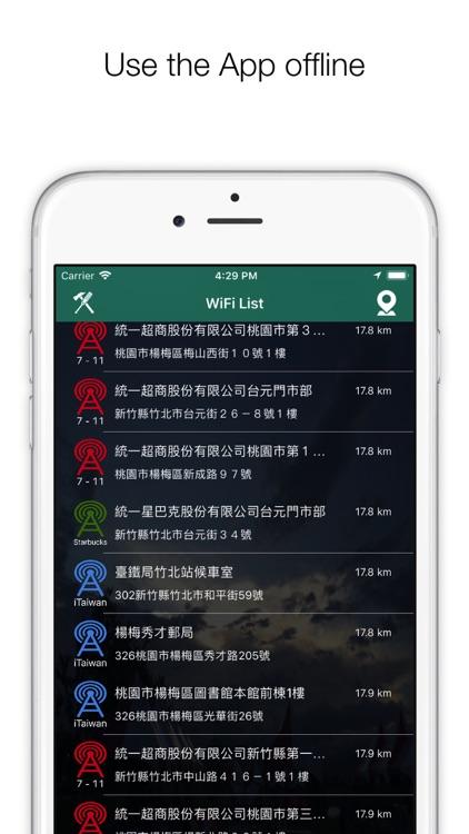 Taiwan WiFi