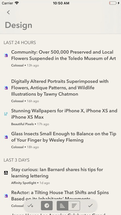 Fiery Feeds: RSS Reader screenshot-3