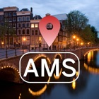Amsterdam Offline Map & Guide icon