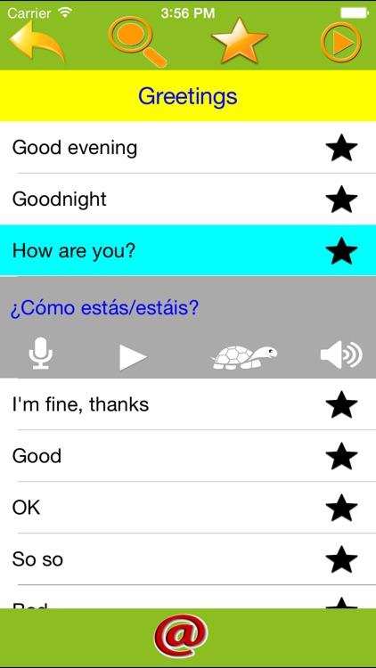 Speak spanish everyday phrases by dao hien speak spanish everyday phrases m4hsunfo