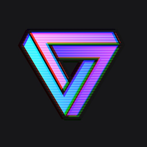 VaporCam - 蒸汽波相机