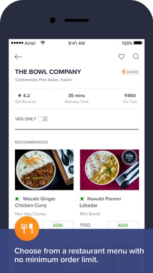 food apps and the apple app The app makes it easy to place and track orders via apple watch items can be added to orders just by speaking into the watch and real-time order status updates are visible at a glance of the.