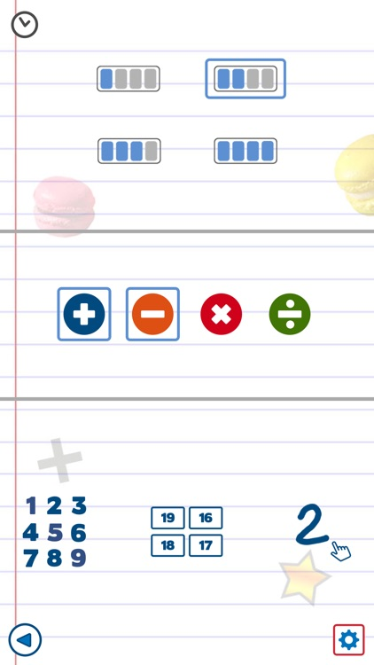 AB Math - fun games for kids screenshot-7