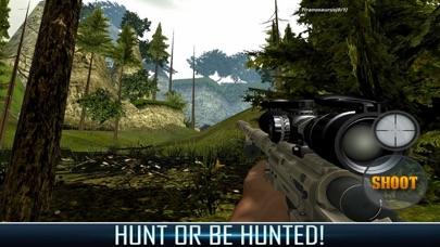 Ultimate Dinosaur Land 3D Hunt screenshot one