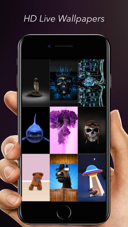ThemeGear -  Live Wallpapers screenshot-3
