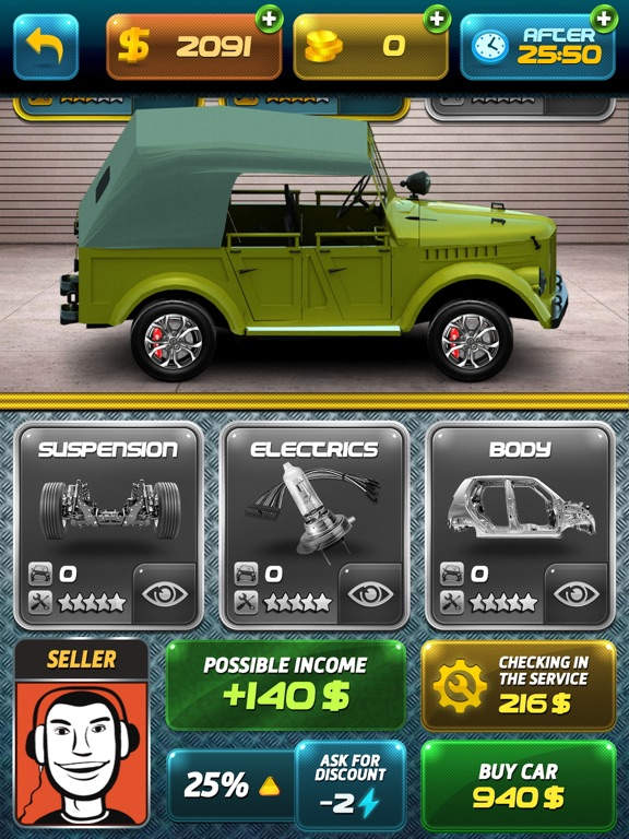 Racer Career Simulator screenshot 6