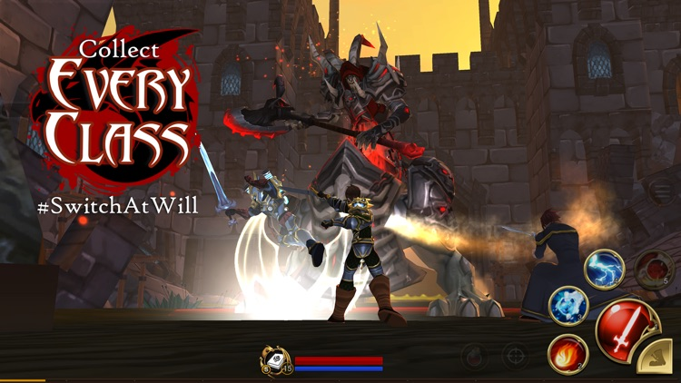 AdventureQuest 3D screenshot-1