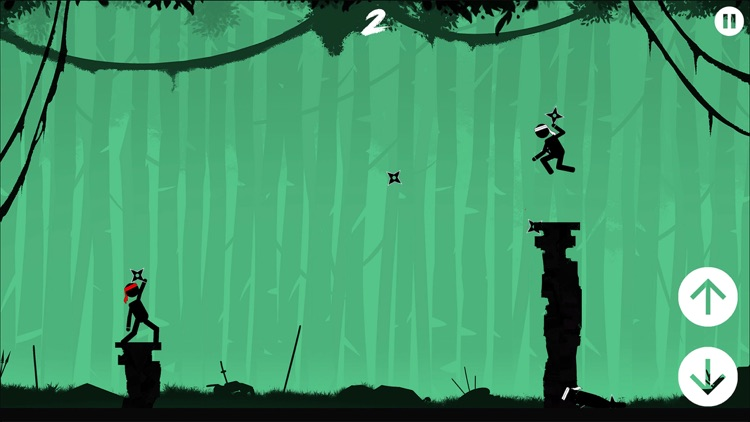 The Ninja - 2 Players screenshot-3