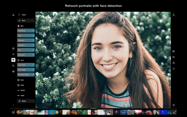 ‎Polarr Photo Editor Pro Screenshot