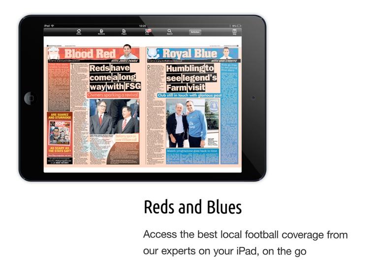 Liverpool Echo for iPad