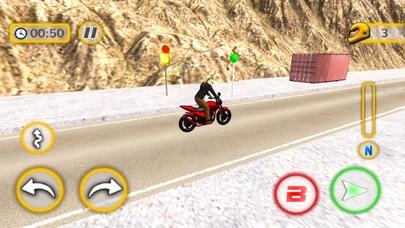 Xtreme Bike Stunt Zone Racing screenshot one