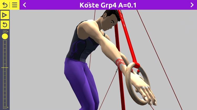 3D Gym Men - FB Curves screenshot-6