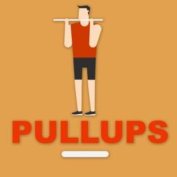 My trainer: pullups