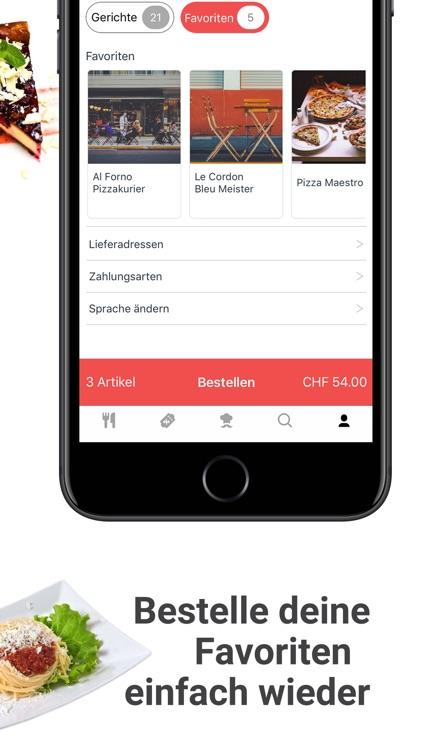 BRING8: ordering food screenshot-5