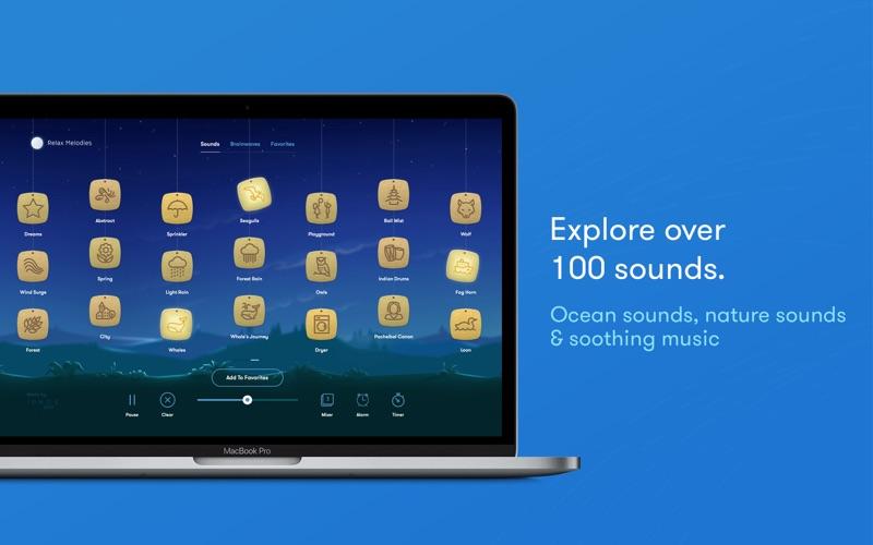 Relax Melodies Screenshot