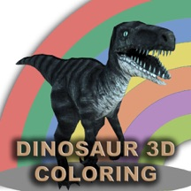 Dinosaur 3D Coloring