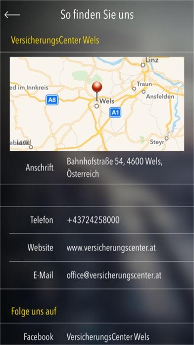 VersicherungsCenter WelsScreenshot von 4