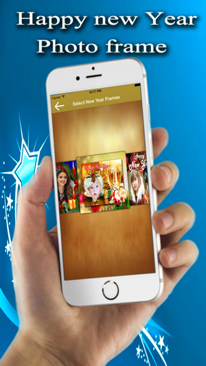 New Year Photo Frames 2018 on the App Store