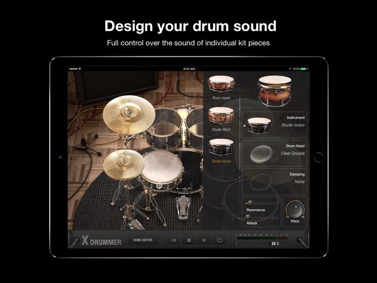 X Drummer screenshot-3