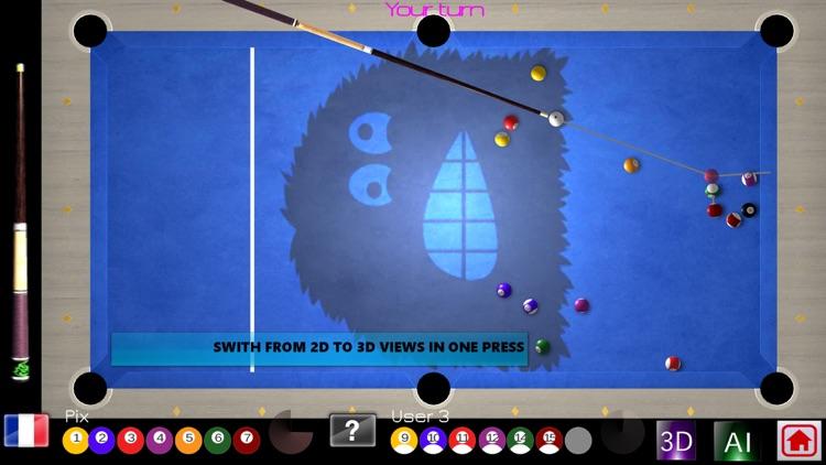 8 Ball OnLine 3D Pro