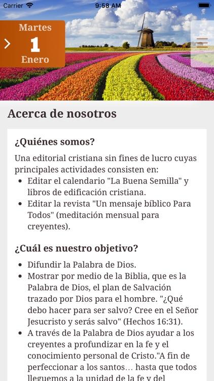 La Buena Semilla 2019 screenshot-3