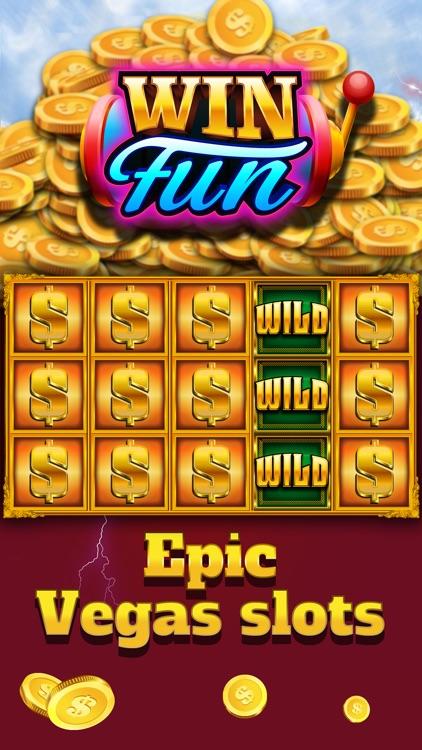 WinFun Casino - Vegas Slots screenshot-0