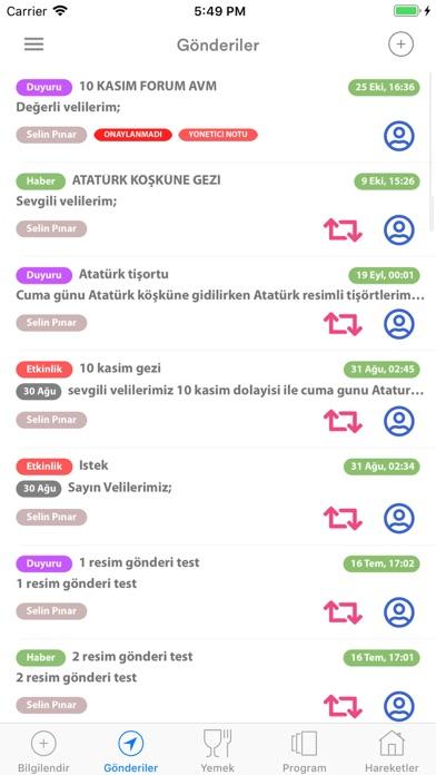 Kelebekler Kids Adana screenshot two