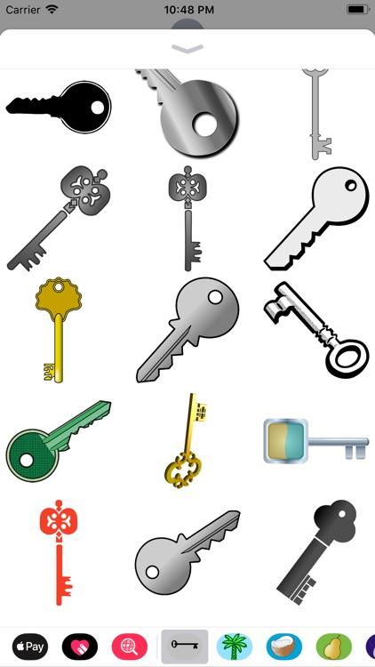 Key Stickers screenshot-3