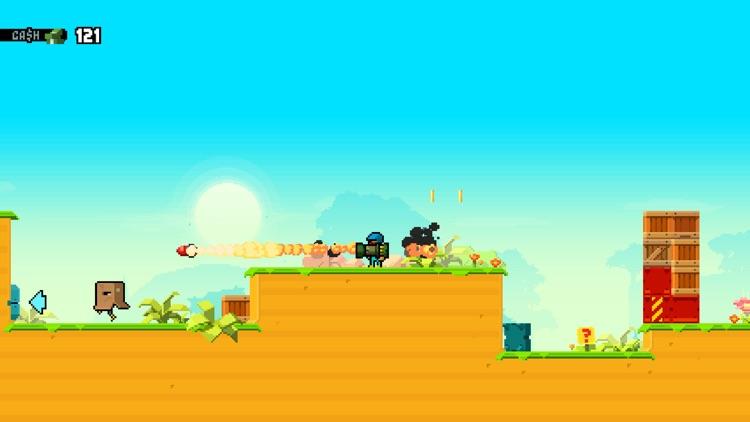 Shootout on Cash Island screenshot-3