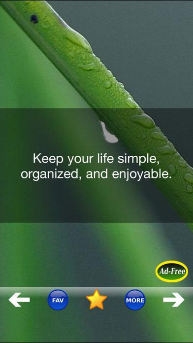 Inspirational Happiness Tips! screenshot three
