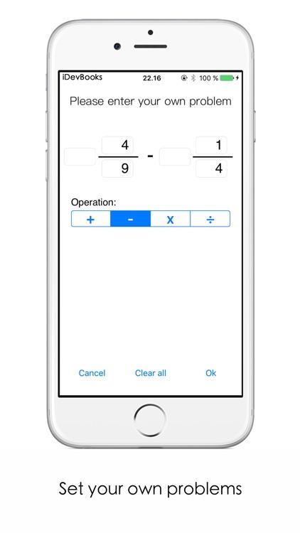 Fraction Math screenshot-3