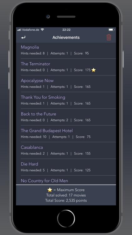 Guess it: Movie Quiz screenshot-3