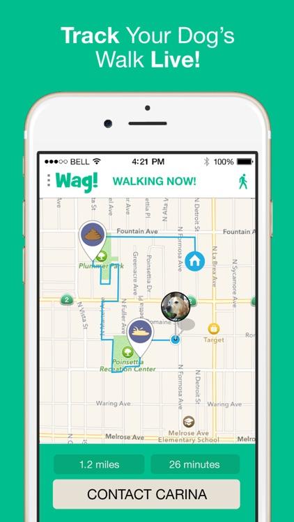 Wag! - Instant Dog Walkers screenshot-3