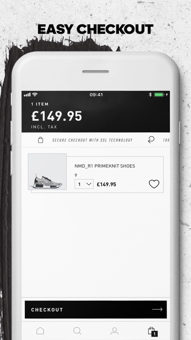 Screenshot for adidas -Sports & Style in United Kingdom App Store