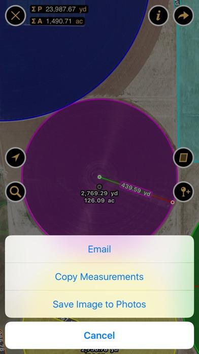 Planimeter Measure Land Area review screenshots