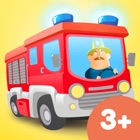 Little Fire Station For Kids icon