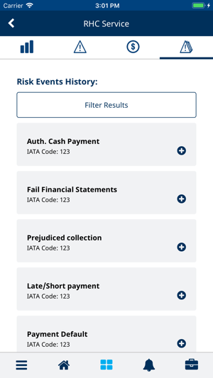 IATA Customer Portal on the App Store