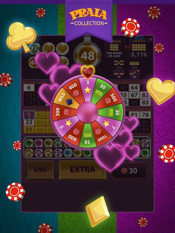 iPad Image of Video Bingo Los Cabos