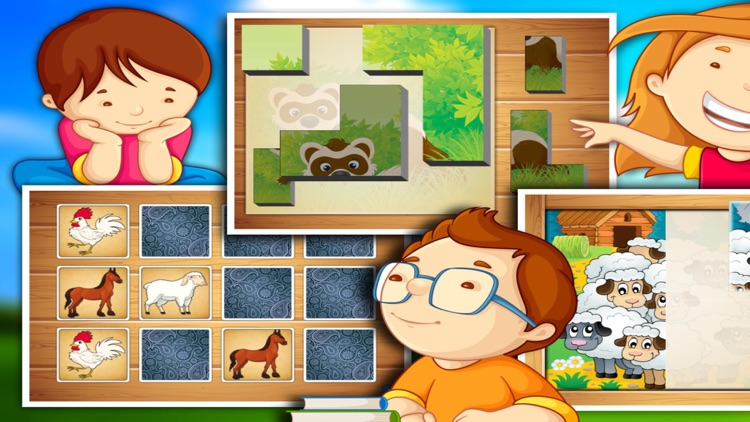 Kids Games Collection