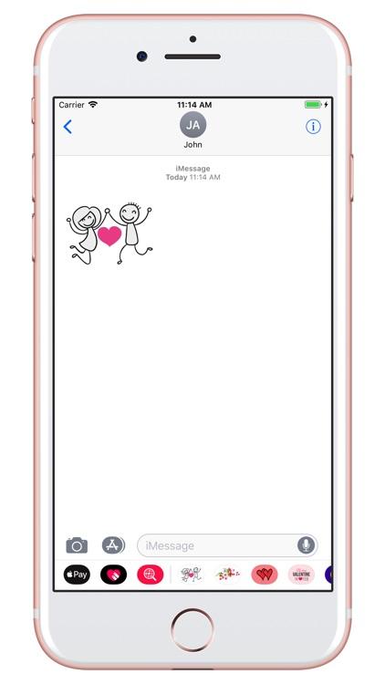 Happy Valentine day - Be Mine screenshot-4