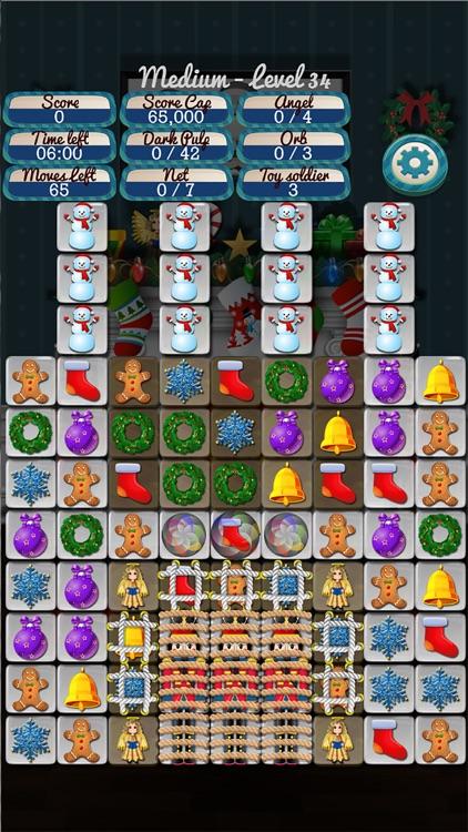 Christmas Drops 4 - Match 3 screenshot-5