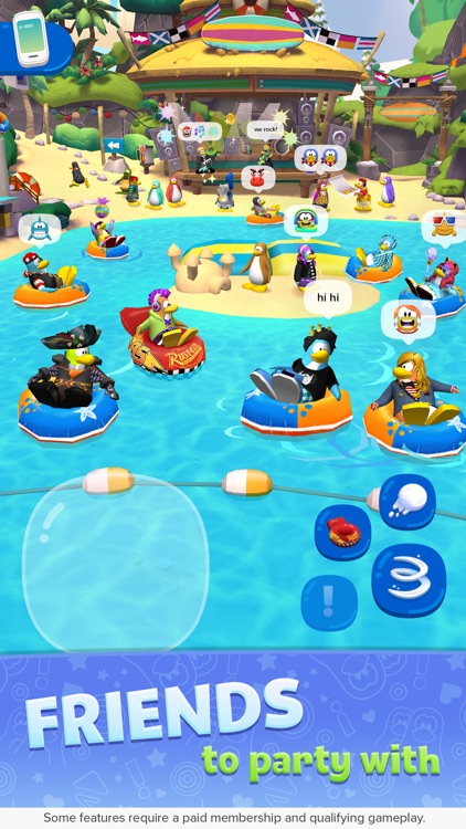 Club Penguin Island screenshot-1